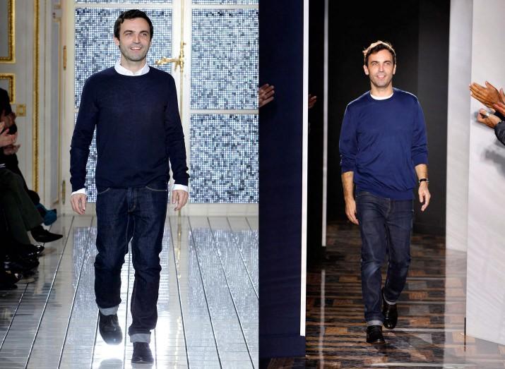 Nicolas Ghesquiere Fashion Elite