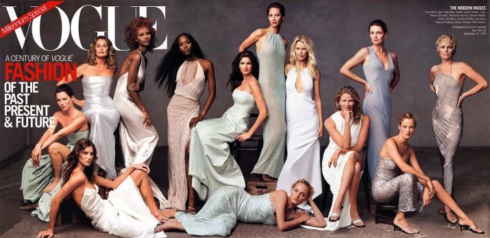 Christy Turlington Fashion Elite