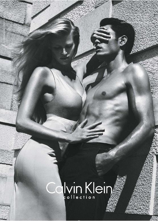 Laura Stone Calvin Klein Collection