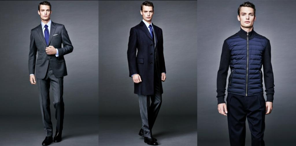 Tom Ford Men's Wear