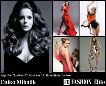 Eniko Mihalik Comp Card