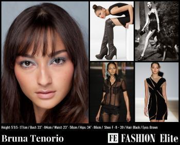 Bruna Tenorio Comp Card