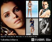 Valentina Zeliaeva Comp Card