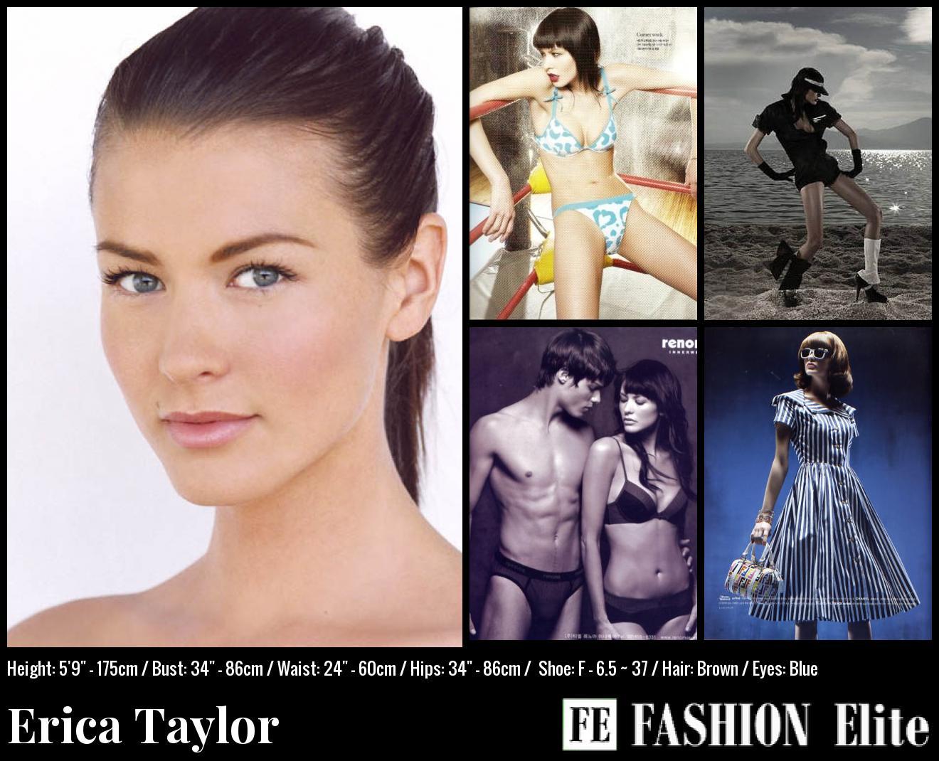 Erica Taylor Comp Card