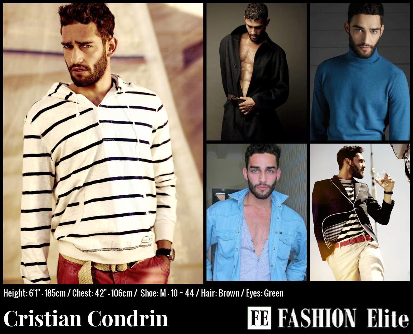 Cristian Condrin Comp Card
