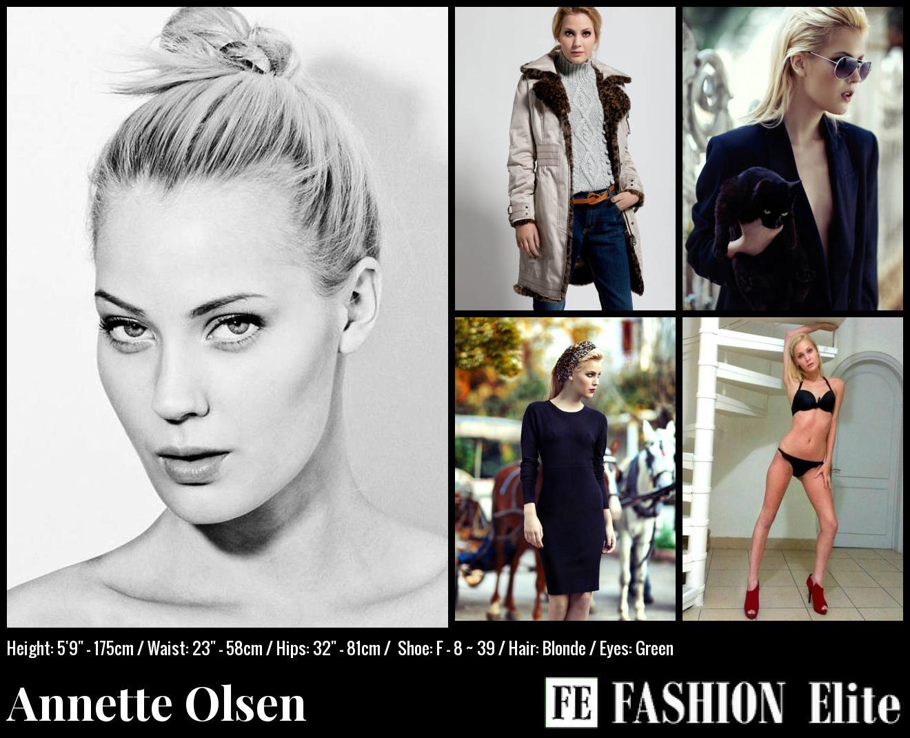 Annette Olsen Comp Card