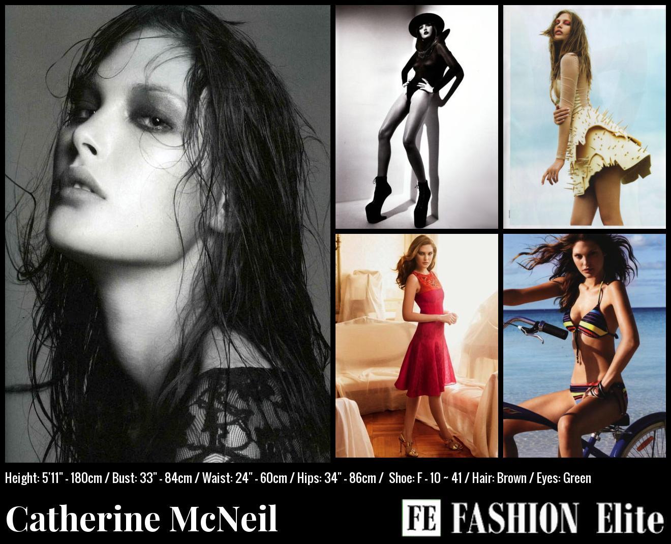 Catherine McNeil Comp Card