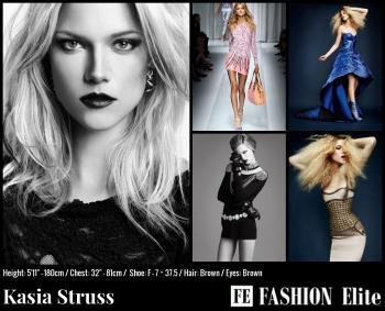 Kasia Struss Comp Card
