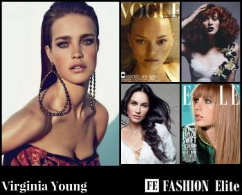 Virginia Young Comp Card