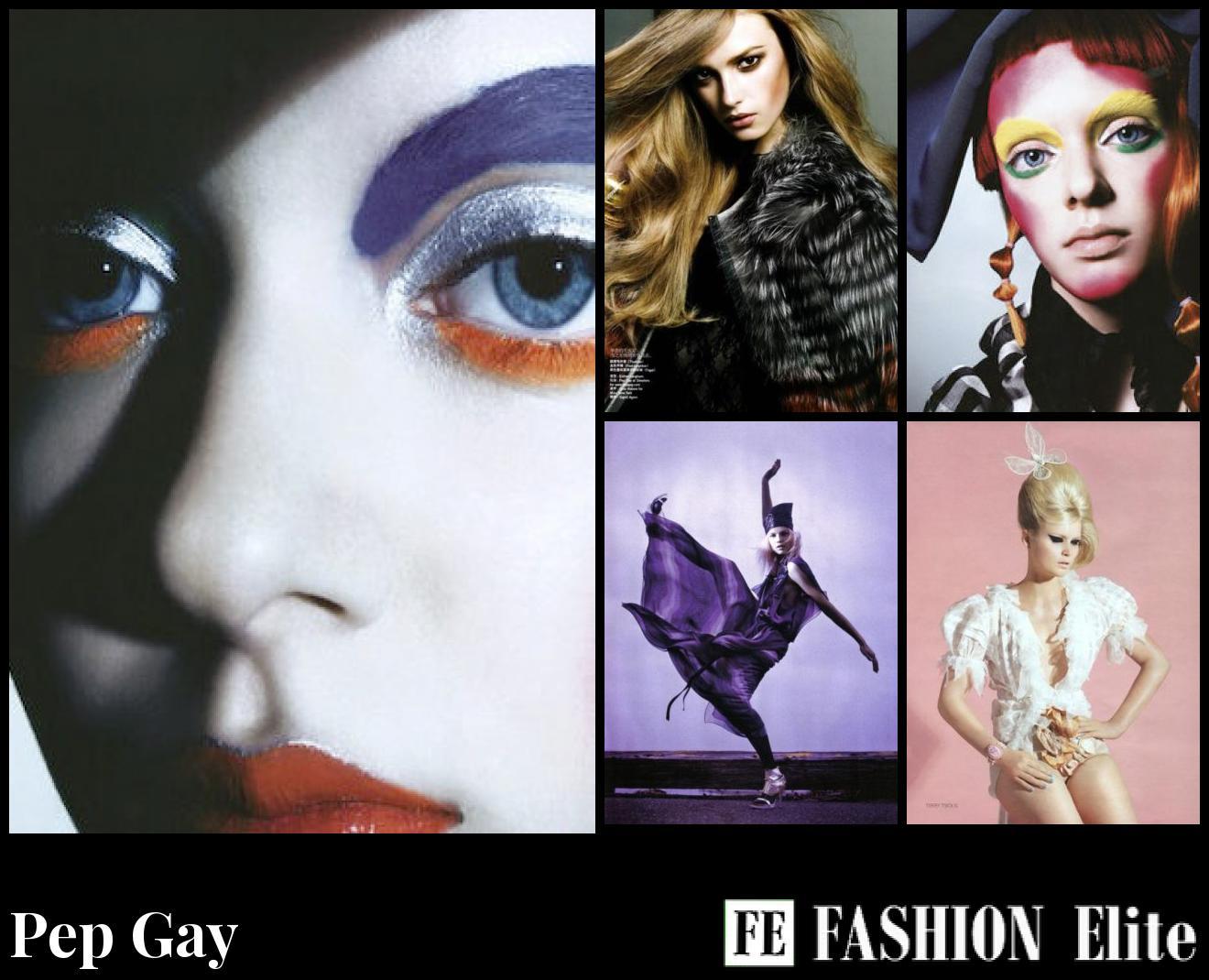 Pep Gay Comp Card