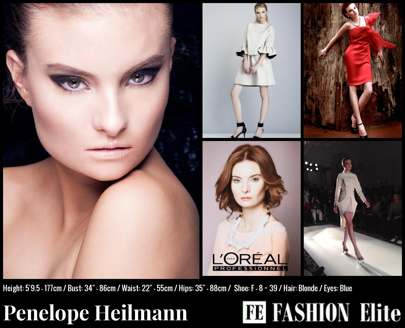 Penelope Heilmann Comp Card