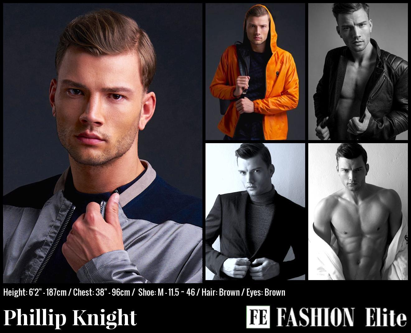 Phillip Knight Comp Card