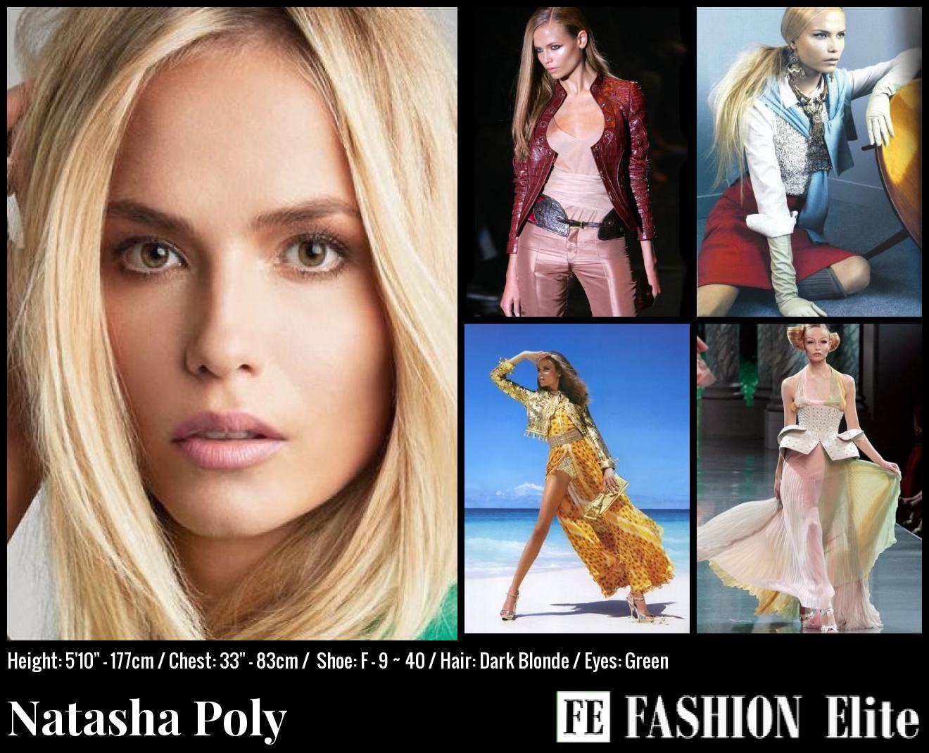 Natasha Poly Comp Card